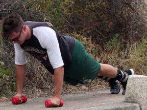 Zac Efron Workout