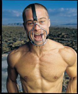 Brad Pitt Fight Club Workout