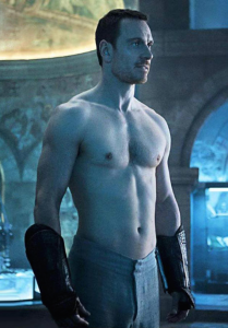 Michael Fassbender Workout