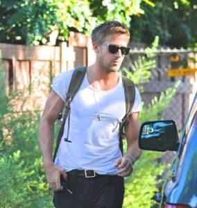Ryan Gosling Workout