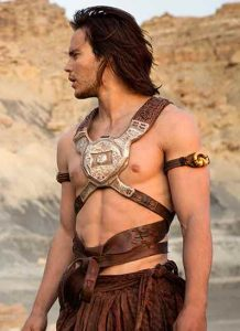 Taylor Kitsch Workout