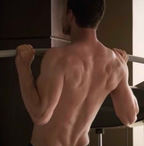 Jamie Dornan Workout