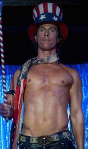 Matthew McConaughey Workout